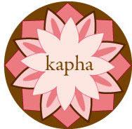 Kapha dosha / skin type