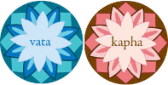 Pitta and Kapha dosha / skin types