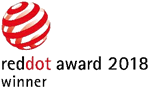 Red Dot Award Winner 2018